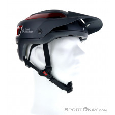 Sweet Protection Trailblazer Bikehelm-Rot-M-L