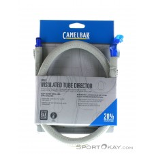 Camelbak Crux Tube Director Isolierschlauch für Trinksystem-Grau-One Size