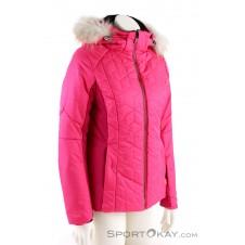 Icepeak Claudia IA Damen Skijacke-Pink-Rosa-36