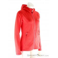 Vaude Lasta Hoody Jacket Damen Tourensweater-Rot-36