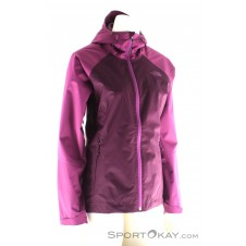 The North Face Sequence Jacket Damen Outdoorjacke-Lila-S