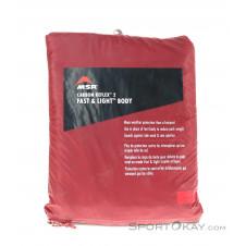 MSR Carbon Reflex 2 Fast&Light Body Zelt Zubehör-Rot-One Size