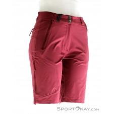 Mammut Runje Shorts Damen Outdoorhose-Rot-36