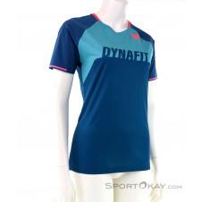 Dynafit Ride Padded Damen T-Shirt-Blau-S