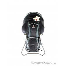Deuter Kid Comfort III Kindertrage-Schwarz-20