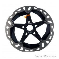 Shimano RT-MT900 Centerlock 180mm Bremsscheibe-Grau-One Size