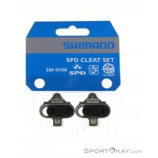 Shimano SM-SH56 Pedal Cleats-Schwarz-One Size