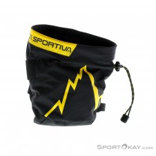 La Sportiva Laspo Chalkbag-Schwarz-One Size
