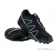 Salomon Speedcross 4 GTX Damen Traillaufschuhe Gore-Tex-Schwarz-6