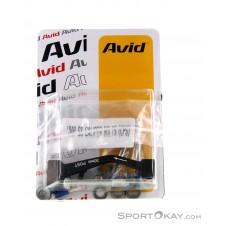 Avid PM Adapter, 30 mm, für 170 mm hinten-Schwarz-One Size