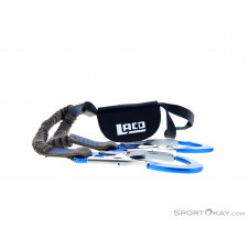 LACD Set Ultimate Ferrata Klettersteigset-Blau-One Size