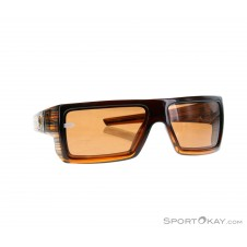 Gloryfy G7 Pinestripe Herren Sonnenbrille-Braun-One Size