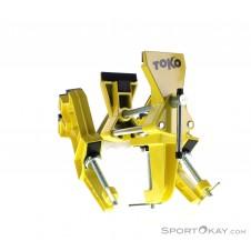 Toko Ski Vise Freeride Einspannvorrichtung-Gelb-One Size