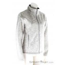 Mammut Iceland Jacket Damen Sweater-Grau-M