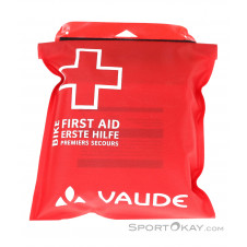 Vaude First Aid Kit Bike Waterproof Erste-Hilfe Set-Rot-One Size