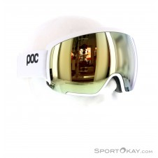POC Orb Clarity Skibrille-Weiss-One Size