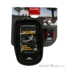 Klickfix Phonebag Plus Handytasche-Schwarz-One Size