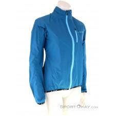 Vaude Drop Jacket III Damen Regenjacke-Blau-40