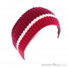 Vaude Melbu Headband IV Damen Stirnband-Rot-One Size
