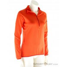 Dynafit Thermal HZ Damen Tourensweater-Orange-42