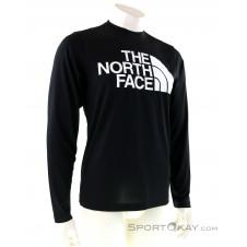 The North Face Flex II Big Logo Herren Shirt-Schwarz-M