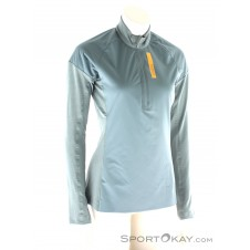 adidas W TX Skyclimb Top Damen Outdoorsweater-Grau-36