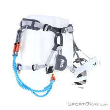 Petzl Kit Eashook Klettersteigpaket (Set, Helm, Gurt)-Mehrfarbig-1