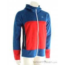 Schöffel Trentino Fleece Herren Outdoorsweater-Rot-52