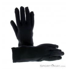 Icebreaker Oasis Glove Liner Handschuhe-Schwarz-L