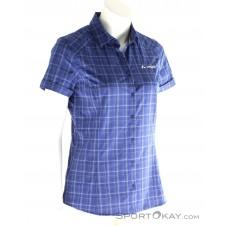 Vaude Seiland Damen Outdoorhemd-Blau-34