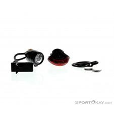Topeak HighLite Combo 2 Fahrradbeleuchtung-Schwarz-One Size