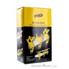 Toko Ski Vise Race Einspannvorrichtung-Schwarz-One Size