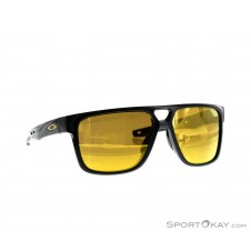 Oakley Crossrange Patch Sonnenbrille-Schwarz-One Size