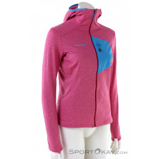 Mammut Aconcagua Light Hooded Jacket Damen Outdoorsweater-Pink-Rosa-XS