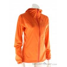 Black Diamond Alpine Start Hoody Damen Outdoorjacke-Orange-XL