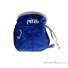 Petzl Sakapoche Chalkbag-Blau-One Size