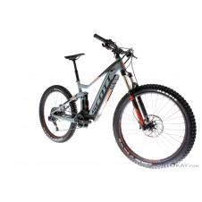 Scott E-Genius 720 2018 E-Bike All Mountainbike-Grau-M