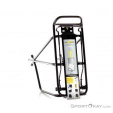 Topeak MTX Super Tourist Tubular Rack Gepäcksträger-Schwarz-One Size