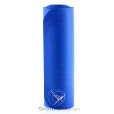 Trendy ProfiGymMat 180x60x1,5cm Fitnessmatte-Blau-One Size