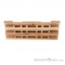 Metolius Wood Grips Deluxe II Kletterwand Griffe-Braun-One Size