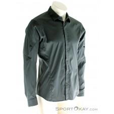 Arcteryx Elaho Shirt LS Herren Outdoorhemd-Schwarz-M