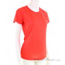 Löffler Running Damen T-Shirt-Rot-36
