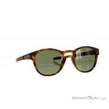 Oakley Latch Matte Brown Sonnenbrille-Braun-One Size