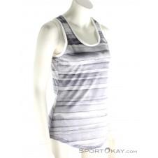 Chillaz Cielo Stripes Damen T-Shirt-Schwarz-36