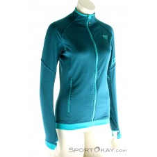 Dynafit Elevation  Polartec 2.0 Jacket Damen Outdoorsweater-Blau-34