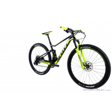 "Scott Spark RC 900 WC 29"" 2019 Cross Country Bike-Schwarz-M"