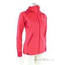 Salewa Agner Hybrid Polarlite DST FZ Damen Sweater-Pink-Rosa-36