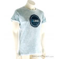 Chillaz Climb Herren T-Shirt-Blau-S