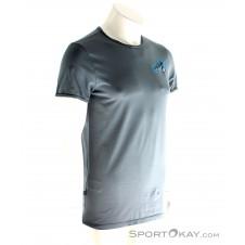 E9 Oblo SS Herren T-Shirt-Grau-M