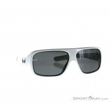 Gloryfy G6 White Shiny Herren Sonnenbrille-Weiss-One Size
